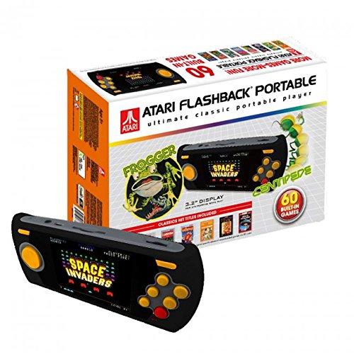 Consola portabila atari flashback 7 classic game console - Atari flashback 3 classic game console ...