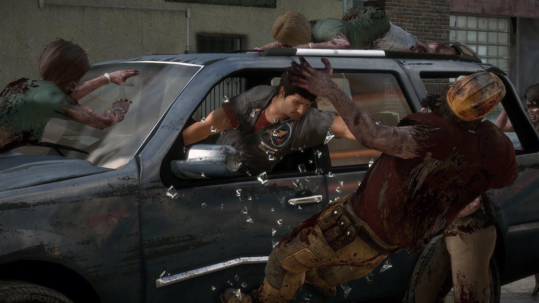 Zombii te vor ataca in timp ce conduci