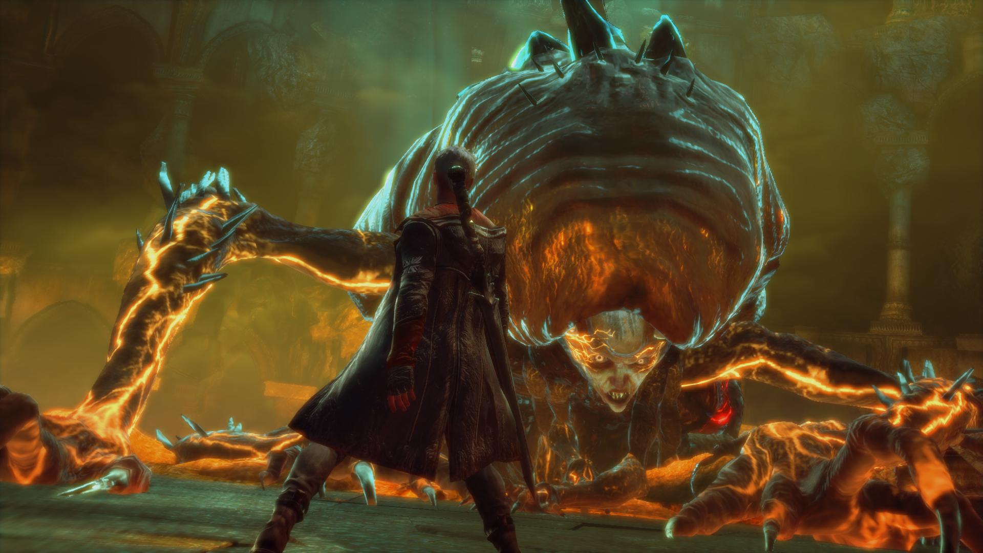 Jucatorii vor putea intra in pielea fratelui geaman al lui Dante