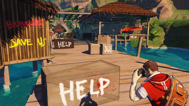 Intra intr-un joc adeventura Survival-Mystery adventure