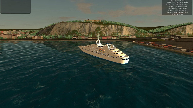 Exploreaza porturi europene