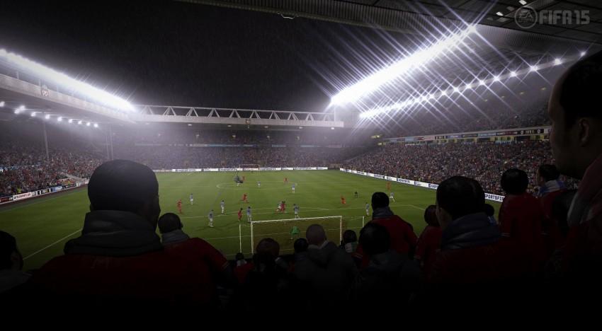 Preia rolul fotbalistilor intr-un simulator de fotbal de noua generatie