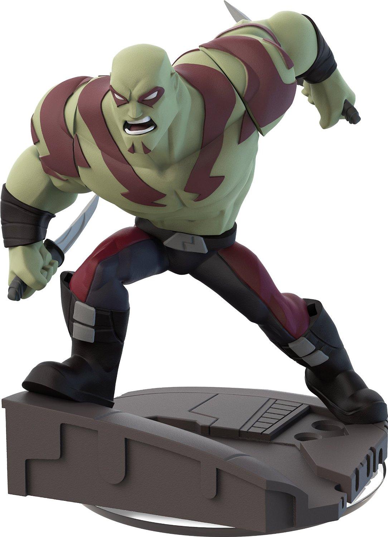 Drax the Destroyer este razboinicul in cautarea razbunarii impotriva lui Ronan  cel care i-a ucis familia.