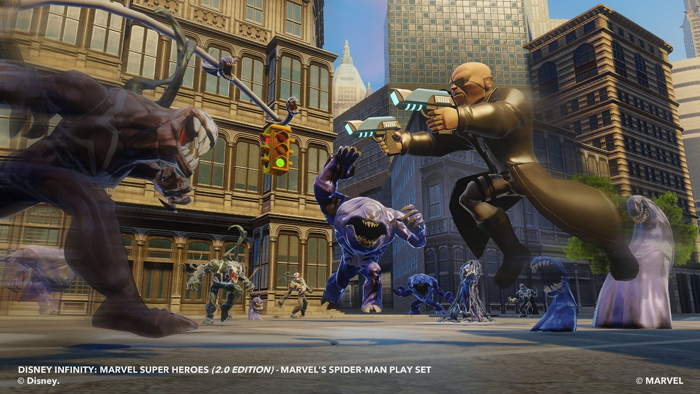 Nick Fury doreste sa salveze pamantul impreuna cu ceilalti eroi