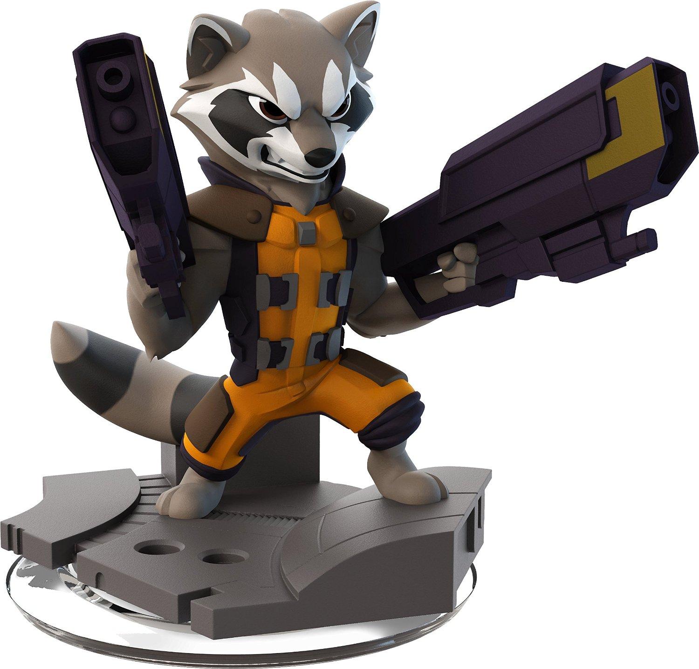 Rocket Raccoon este un mamifer dotat cu super arme si munitie cu rol cheie in desfasurarea evenimentelor.
