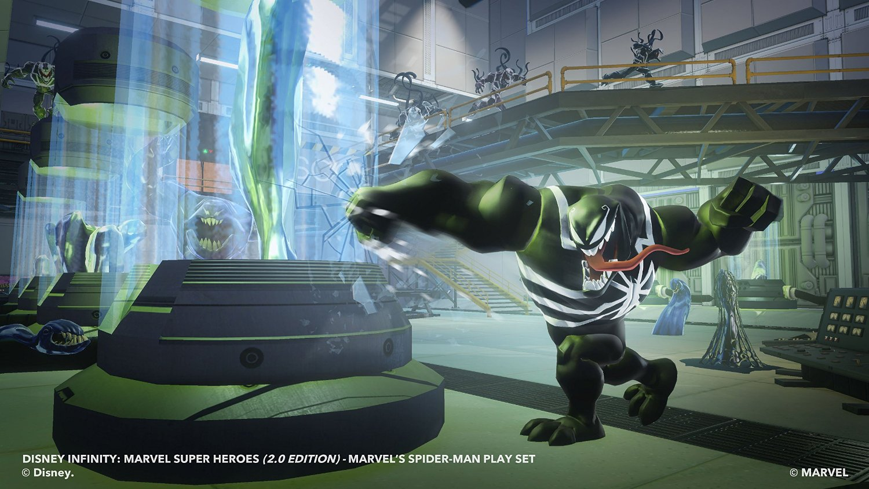 Venom in miniatura