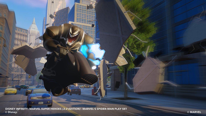 Traieste experienta lui Venom