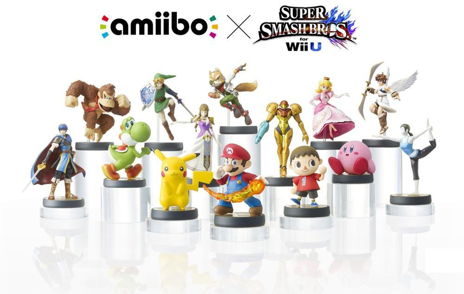 Fa cunostinta cu personajele Nintendo
