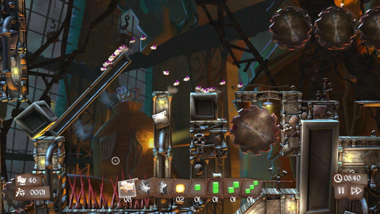 Aceasta colectie fabuloasa de opere de arta descrie diferite elemente ale jocului in diferite stadii ale designului