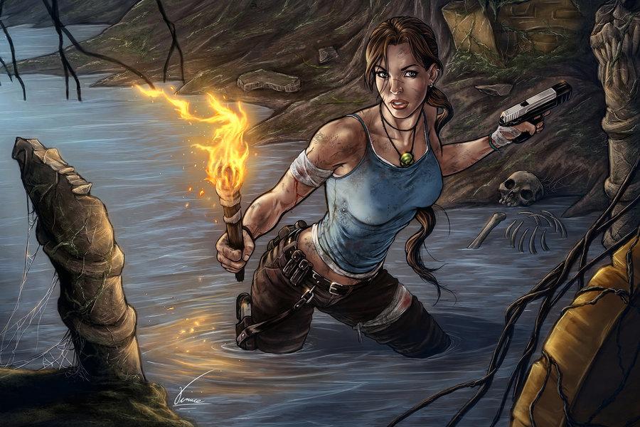Lara trebuie sa recupereze fragmentele lui Osiris