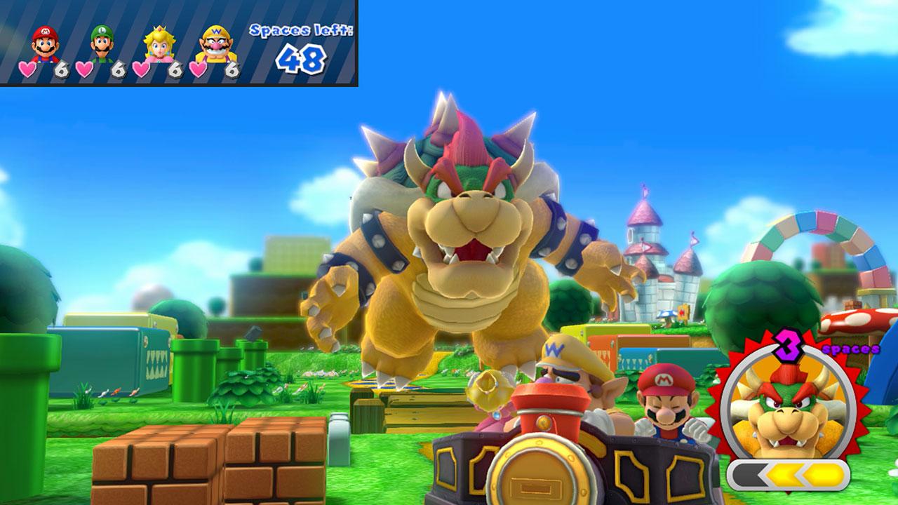 Pentru prima data poti juca cu Bowser folosind GamePad-ul Wii U