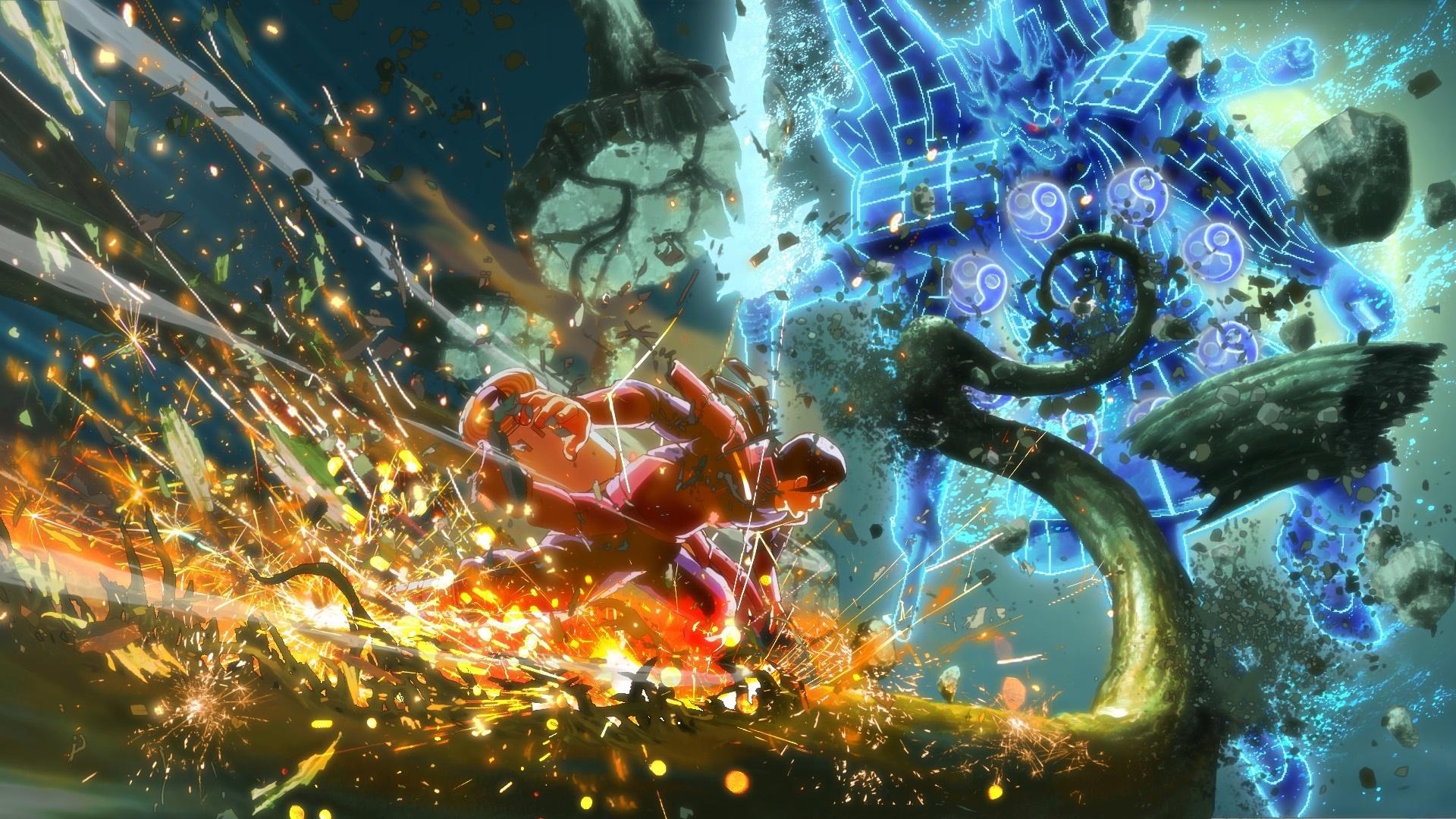 Acest joc nou va duce jucatorii intr-o serie de lupte prestate de anime.