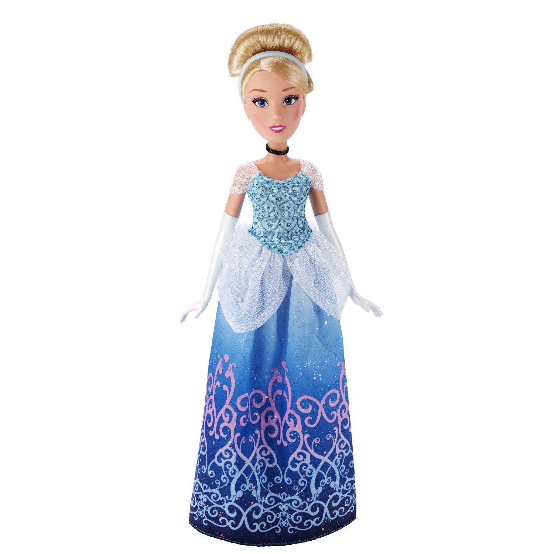 Disney Princess Sparkle Baby Cinderella Doll: Papusa Disney Princess Royal Shimmer Cinderella Doll