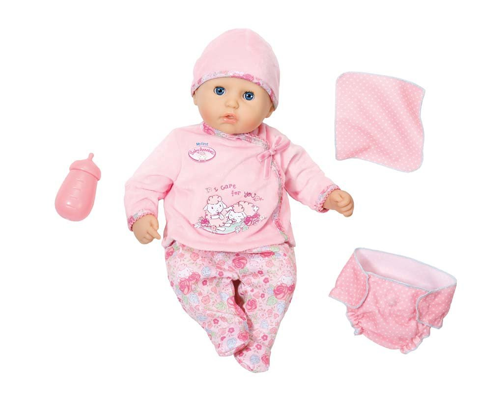 Papusa My First Baby Annabell I Care For You Doll | arhiva ...