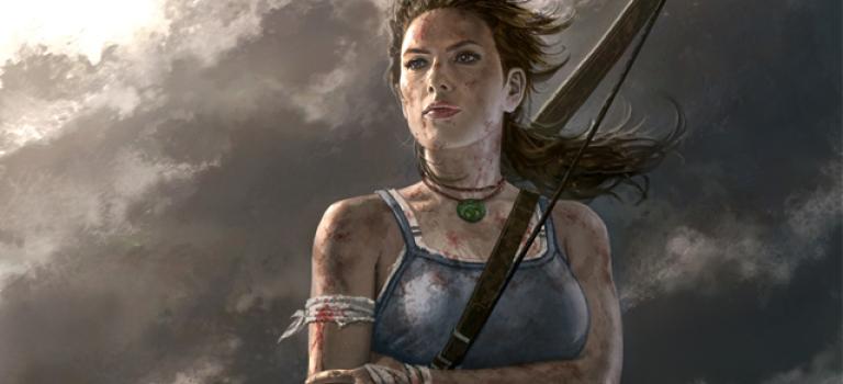 Camilla Luddington se intoarce ca Lara Croft
