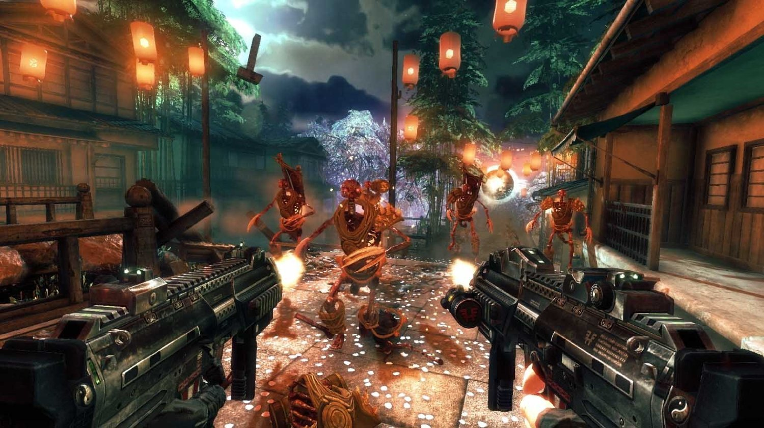 Shadow Warrior spune povestwea non-conventionala a corporatiei shogun Zilla