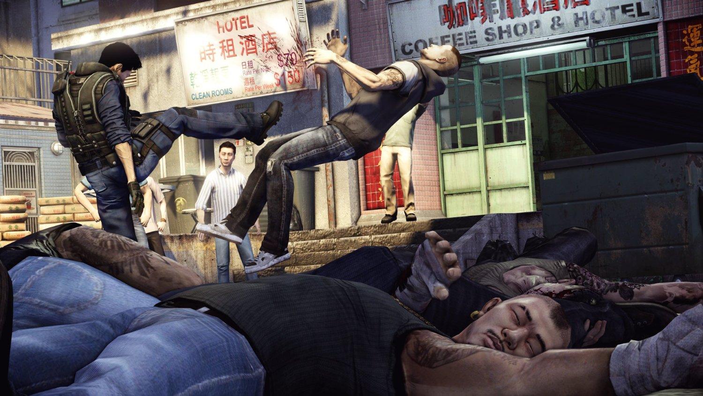 Hong Kong este orasul cheie al acestui joc care contrar aparentei ascunde mistere
