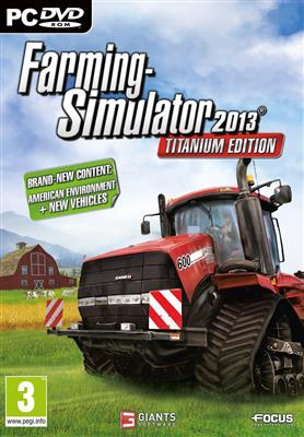 Farming Simulator 2013 Titanium Edition PC