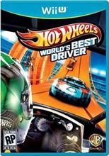Warner Bros Games Hot Wheels World's Best Driver Nintendo Wii U
