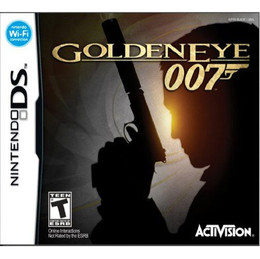 007 Goldeneye Nintendo Ds