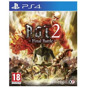 A.O.T.2 Final Battle PS4