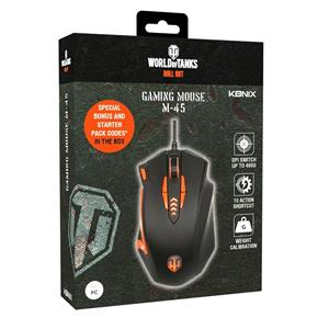 Accesorii Mouse Gaming Pro M45 World Of Tanks
