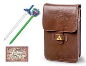 Accesoriu Officially Licensed Power A Adventurer's Pouch Kit The Legend of Zelda Nintendo 3DS