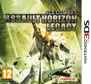 Ace Combat Assault Horizon Legacy Nintendo 3Ds