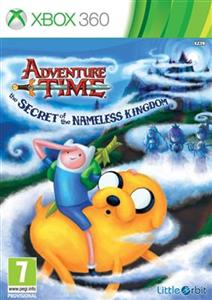 Adventure Time The Secret Of The Nameless Kingdom Xbox360