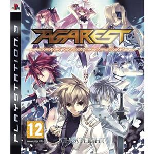 Agarest Generations Of War Ps3