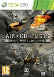 Air Conflicts Secret Wars Xbox360