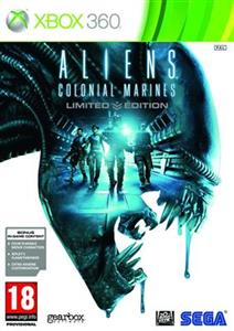 Aliens Colonial Marines Limited Edition Xbox360
