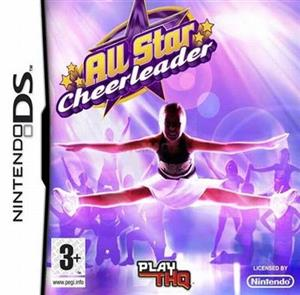 All Star Cheerleader Nintendo Ds