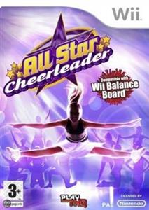 All Star Cheerleader Nintendo Wii