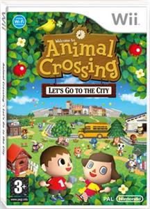 Animal Crossing Lets Go To The City Selects Nintendo Wii
