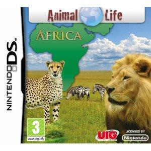 Animal Life Africa Nintendo Ds