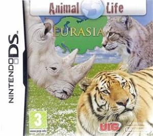 Animal Life Eurasia Nintendo Ds