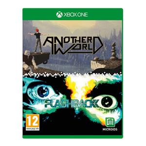Another World And Flashback Double Pack Xbox One