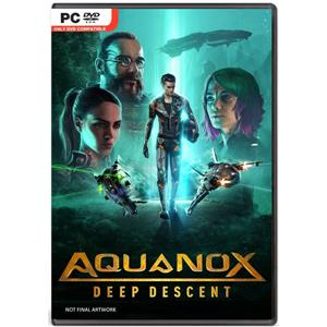 Aquanox Deep Descent PC