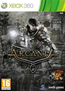 Arcania The Complete Tale Xbox360