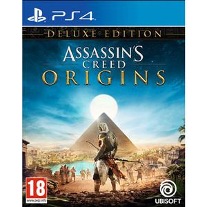 Assassin's Creed Origins Deluxe Edition PS4