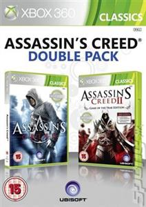 Assassins Creed and Assassins Creed 2 Pack Xbox360