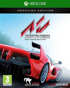 Assetto Corsa Prestige Edition Xbox One
