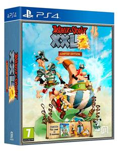 Asterix & Obelix XXL Limited Edition PS4