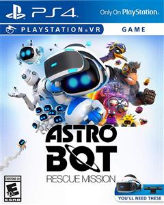 Astro Bot Rescue Mission (PSVR) PS4