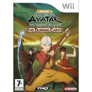 Avatar The Burning Earth Nintendo Wii