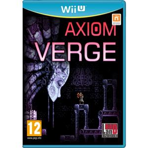 Axiom Verge Multiverse Edition Nintendo Wii U
