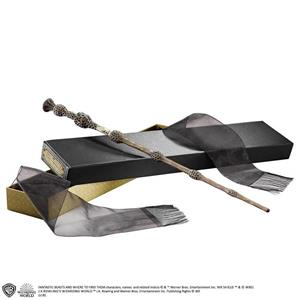 Bagheta Magica Gellert Grindelwald Wand Fantastic Beasts The Crimes Of Grindelwald In Collectors Box By Noble Collection