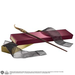 Bagheta Magica Nicolas Flamel Wand Fantastic Beasts The Crimes Of Grindelwald In Collectors Box By Noble Collection