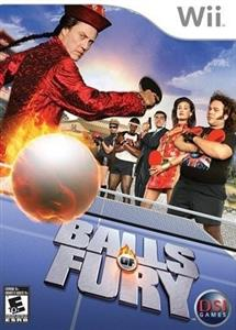 Balls Of Fury Nintendo Wii